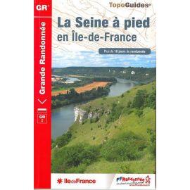 GR203 LA SEINE A PIED EN ILE DE FRANCE