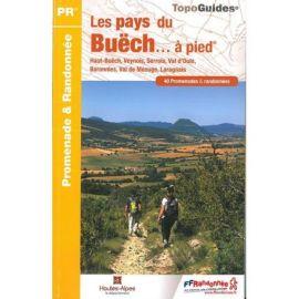 P053 LE PAYS DU BUECH  A PIED