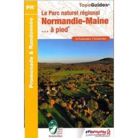 PN21 LE PARC DE NORMANDIE-MAINE  A PIED