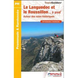 RE13 LE LANGUEDOC ROUSSILLON A PIED
