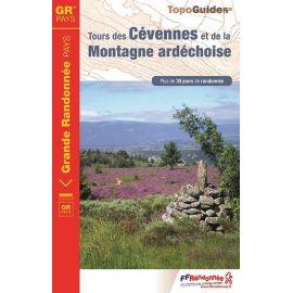 GR702 TOURS DES CEVENNES ET DE LA MONTAGNE ARDECHOISE