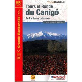 GR6600 TOURS ET RONDE DU CANIGOU