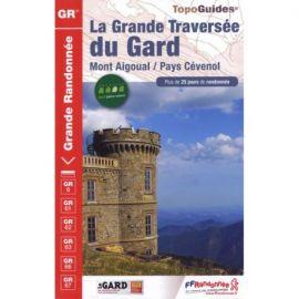 GR603 LA GRANDE TRAVERSEE DU GARD MONT AIGOUAL-PAYS CEVENOL