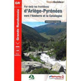 GR1098 FRONTIERE D'ARIEGE-PYRENEES VERS ANDORRE ET CATALOGNE