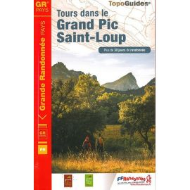 GR3401 TOURS DANS LE GRAND PIC SAINT-LOUP