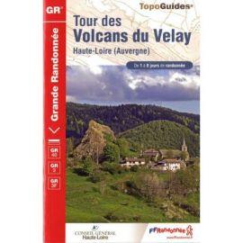 TOUR VOLCANS DU VELAY (GR40)
