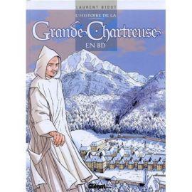 HISTOIRE GRANDE CHARTREUSE BD