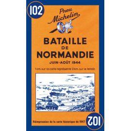 BATAILLE DE NORMANDIE 102(120)