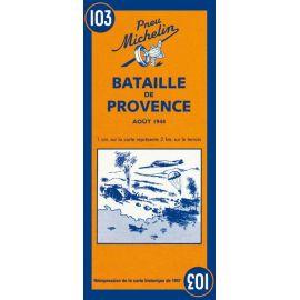 BATAILLE DE PROVENCE 103 AOUT 1944