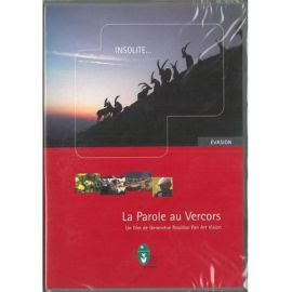 LA PAROLE AU VERCORS DVD