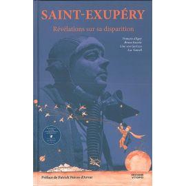 SAINT EXUPERY REVELATIONS SUR SA DISPARITION
