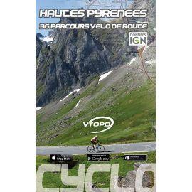 HAUTES PYRENEES 36 PARCOURS VELO DE ROUTE