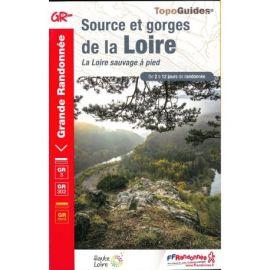 GR3000 SOURCES ET GORGES DE LOIRE