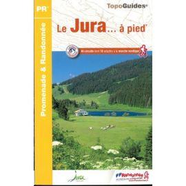 LE JURA A PIED