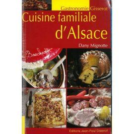 CUISINE FAMILIALE D'ALSACE
