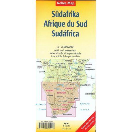 SOUTH AFRICA NAMIBIE BOTSWANA ZIMBABWE
