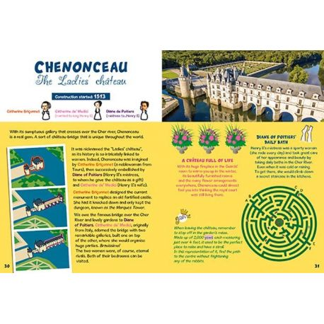 THE LOIRE VALLEY CHATEAUX