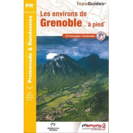 P381 LES ENVIRONS DE GRENOBLE...A PIED