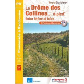 P261 LA DROME DES COLLINES...A PIED ENTRE RHONE ET ISERE