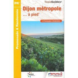 DIJON METROPOLE ... A PIED