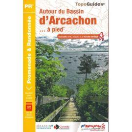 AUTOUR BASSIN ARCACHON A PIED