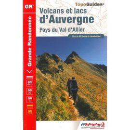 GR304 VOLCANS ET LACS D'AUVERGNE PAYS DU VAL D'ALLIER