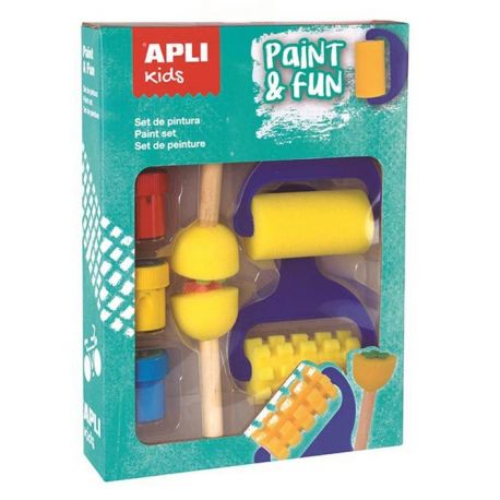 BOITE PAINT AND FUN