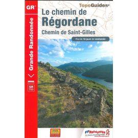 GR7000 CHEMIN DE LA REGORDANE CHEMIN DE SAINT-GILLES