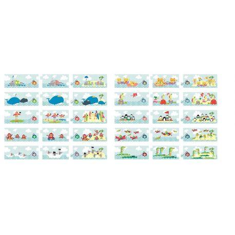 BOITE PUZZLE ADDITIONS 30 PIECES