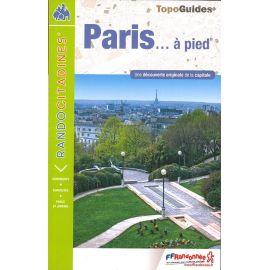 VI75 PARIS.... A PIED  RANDOCITADINES