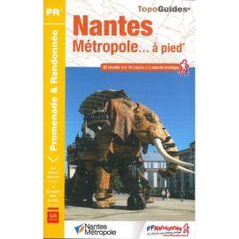 P441 NANTES MÉTROPOLE....A PIED  28 PROMENADES & RANDONNÉES