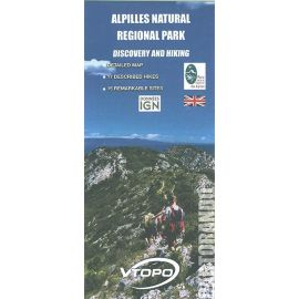 ALPILLES NATURAL - REGIONAL PARK DISCOVERY AND HIKING