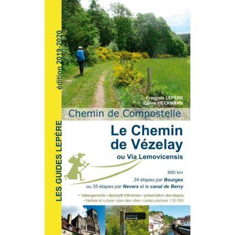 LE CHEMIN DE VÉZELAY OU LA VIA LEMOVICENSIS 2019-2020