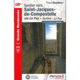 GR650 SENTIER VERS ST-JACQUES, GENEVE-LE PUY