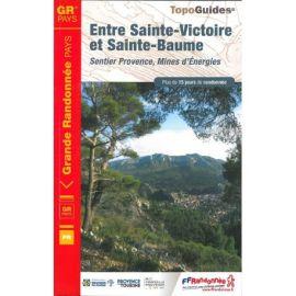 GR1300 ENTRE SAINTE VICTOIRE ET SAINTE BAUME