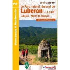 PN01 LE PARC NATUREL DU LUBERON A PIED