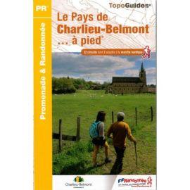 P423 CHARLIEU ET BELMONT-DE-LA-LOIRE A PIED