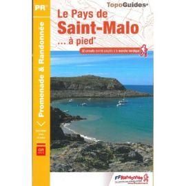 P351 LE PAYS DE SAINT MALO A PIED