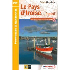 P295 LE PAYS D'IROISE A PIED