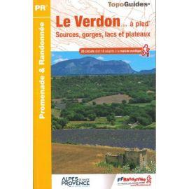 PRP042 LE VERDON A PIED