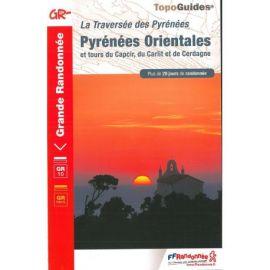 GR1092 PYRENEES ORIENTALES TOURS CAPCIR CARLIT CERDAGNE