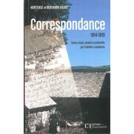 CORRESPONDANCE - 1914-1919