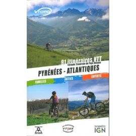 PYRÉNÉES - ATLANTIQUES VTT 91 ITINÉRAIRES