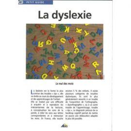 461 - LA DYSLEXIE