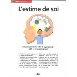 468 - L'ESTIME DE SOI