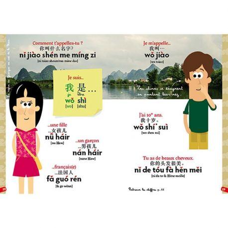 CHINOIS GUIDE DE CONVERSATION DES ENFANTS