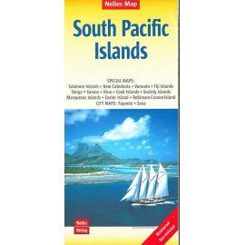 SOUTH PACIFIC ISLANDS SUDPAZIFIK LES ILES D'OCEANIE