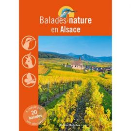 20 BALADES NATURE ALSACE