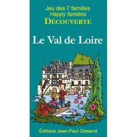 LE VAL DE LOIRE JEU 7 FAMILLES DÉCOUVERTE