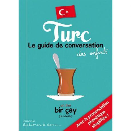 TURC GUIDE DE CONVERSATION DES ENFANTS